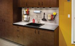 Copper Blaze Garage Cabinets 7