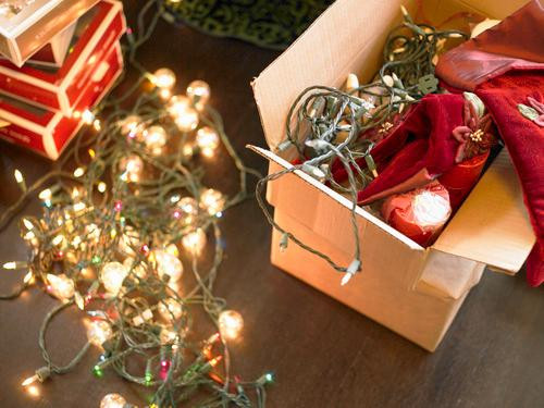 Storage Tips for Holiday Decorations, Garage Organization