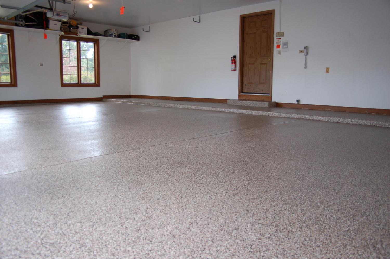 Pittsburgh, PA - Epoxy Garage Floor