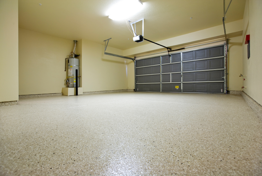 MAKE YOUR GARAGE FLOOR NEW AGAIN