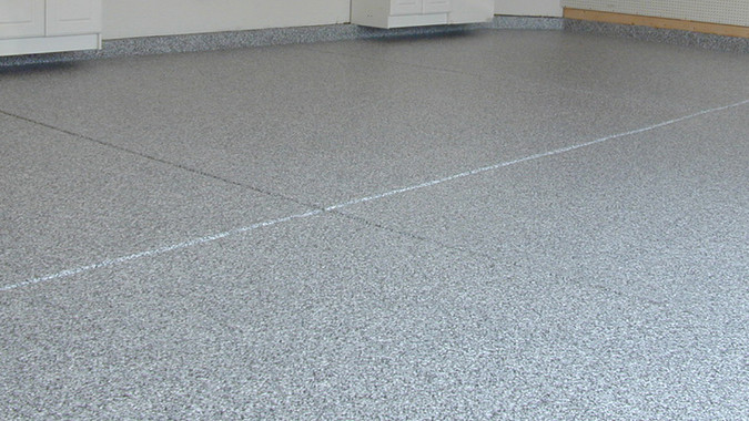 Garage FloorEpoxy or Polyaspartic - Which is Best As Base Coat Layer of a garage floor coating syste