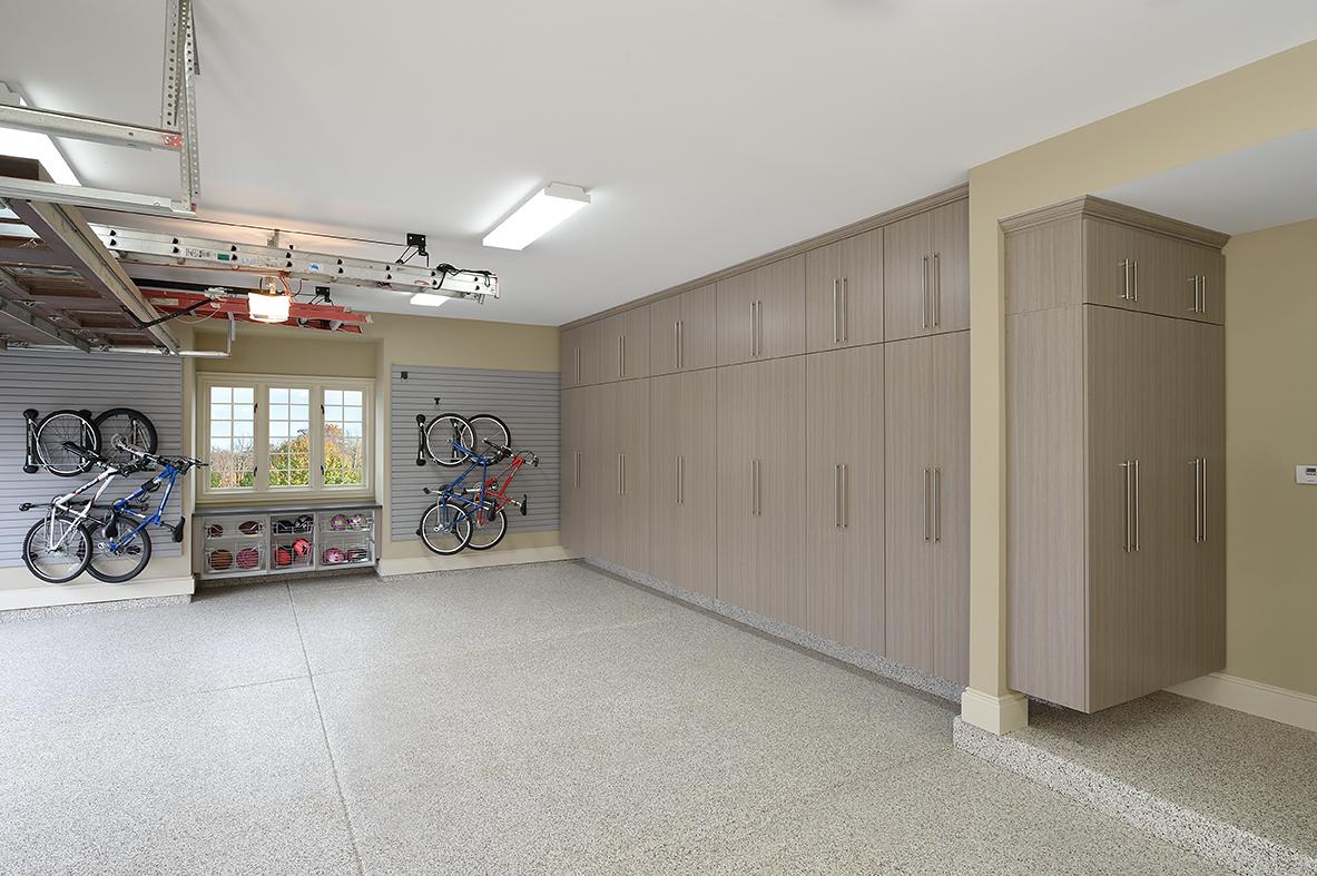 Driftwood Garage Cabinets (2)