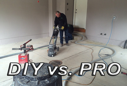 Epoxy Flooring: DIY or Hire a Professional?