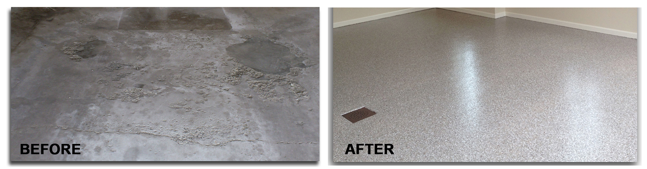 REPAIR AND RENEW YOUR GARAGE FLOOR