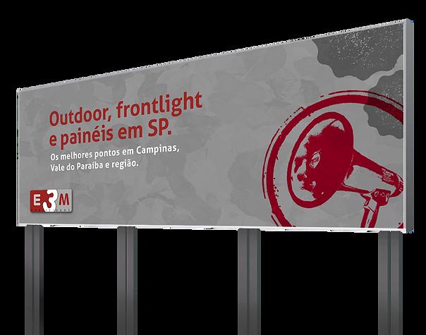 Outdoor Campinas, Vale do Paraíba e Região