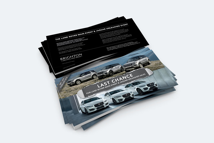 Flyer Design | Design agency melbourne