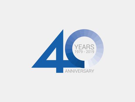 Versalux Celebrates 40 years