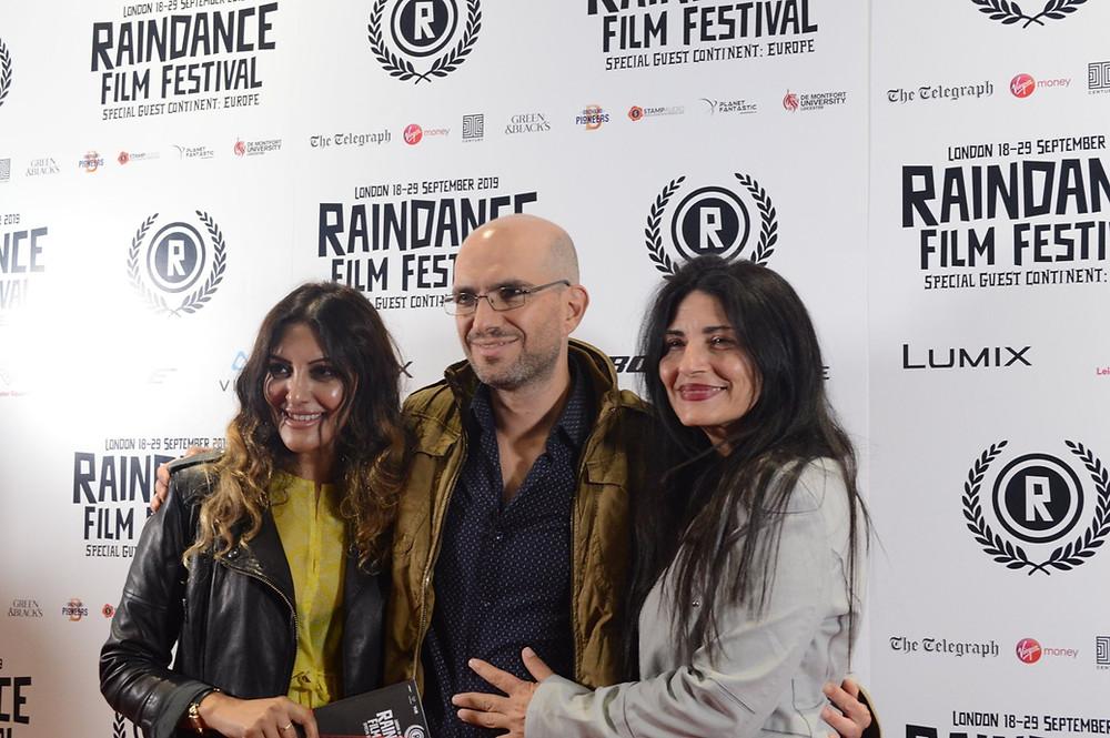 """The Line"" short film at Raindance 2019"