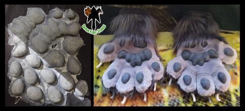 Wolverine Handpads