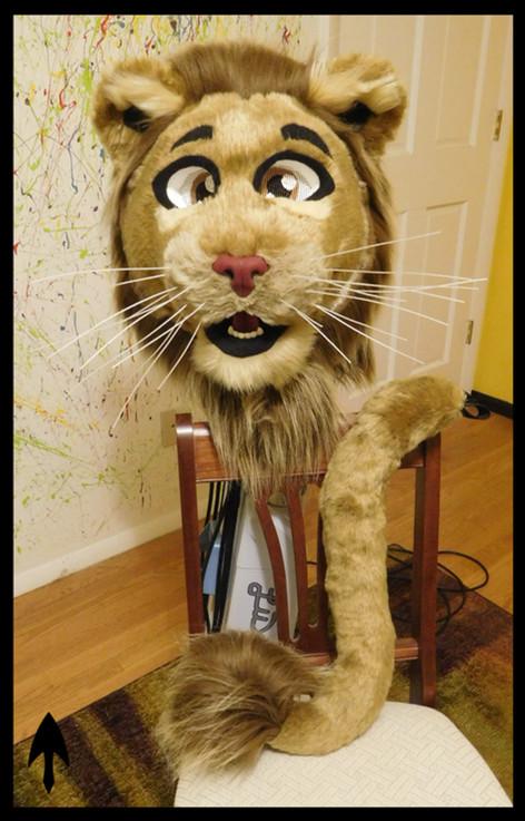Kazi the Lion