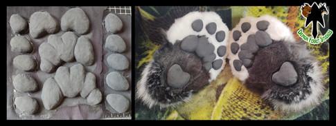 Wolverine Feetpads