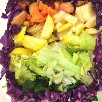 super sensory salad