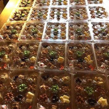 tasting challenge tray