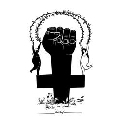 Anpi Pi - Ilustración feminismo