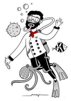 Ana Pi - Ilustración personalizada