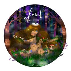 Ana Pi - Ilustración Folktale