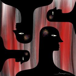 Ana Pi -Ilustración mente