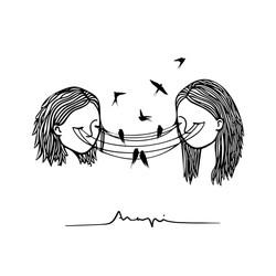 Ana Pi - Ilustración  Miradas