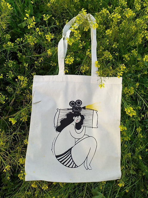 Tote bag - Oniria