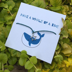 Whale Wish Bracelet