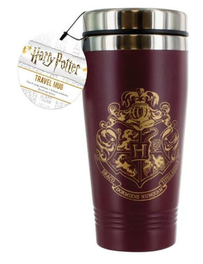 Hogwarts Metal Travel Mug