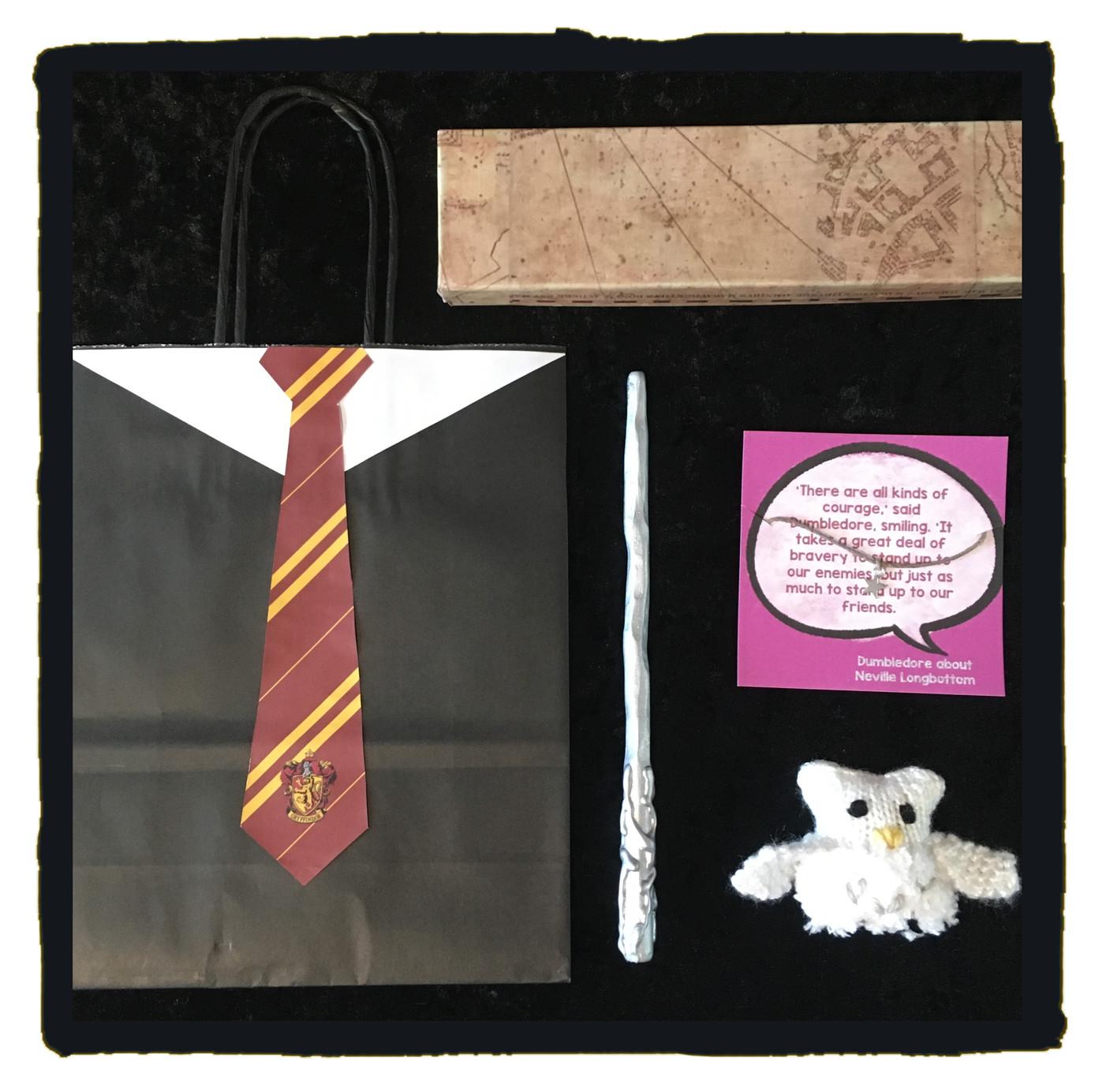 Gryffindor Party Bag