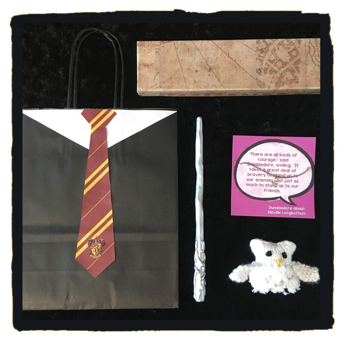 Gryffindor Party Bag