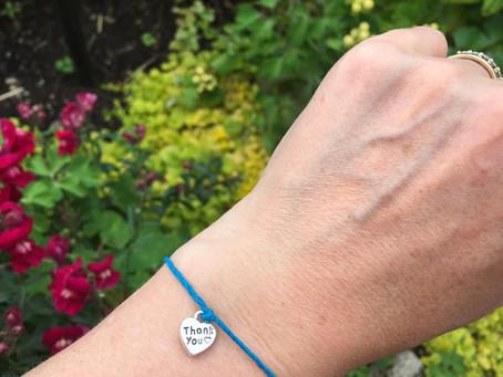 What is a wish bracelet?