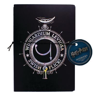 Wingardium Leviosa Notebooks (set of 2)