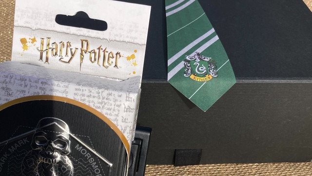 Month two - Slytherin