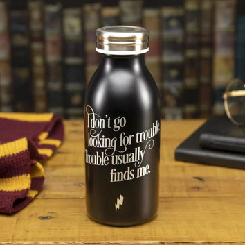 Harry Potter Metal Water Bottle