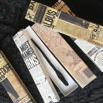 Gorgeous Wand Boxes