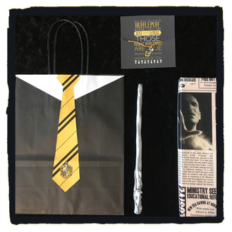 Hufflepuff Party Bag