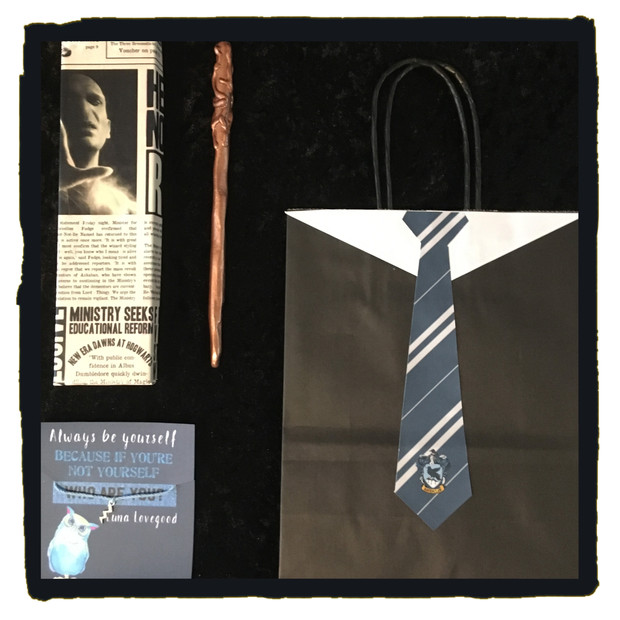 Ravenclaw Party Bag