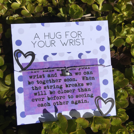 Hug for your Wrist
