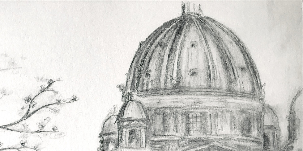 Urbanscapes Drawing - Urban Landscape drawing workshop for beginners