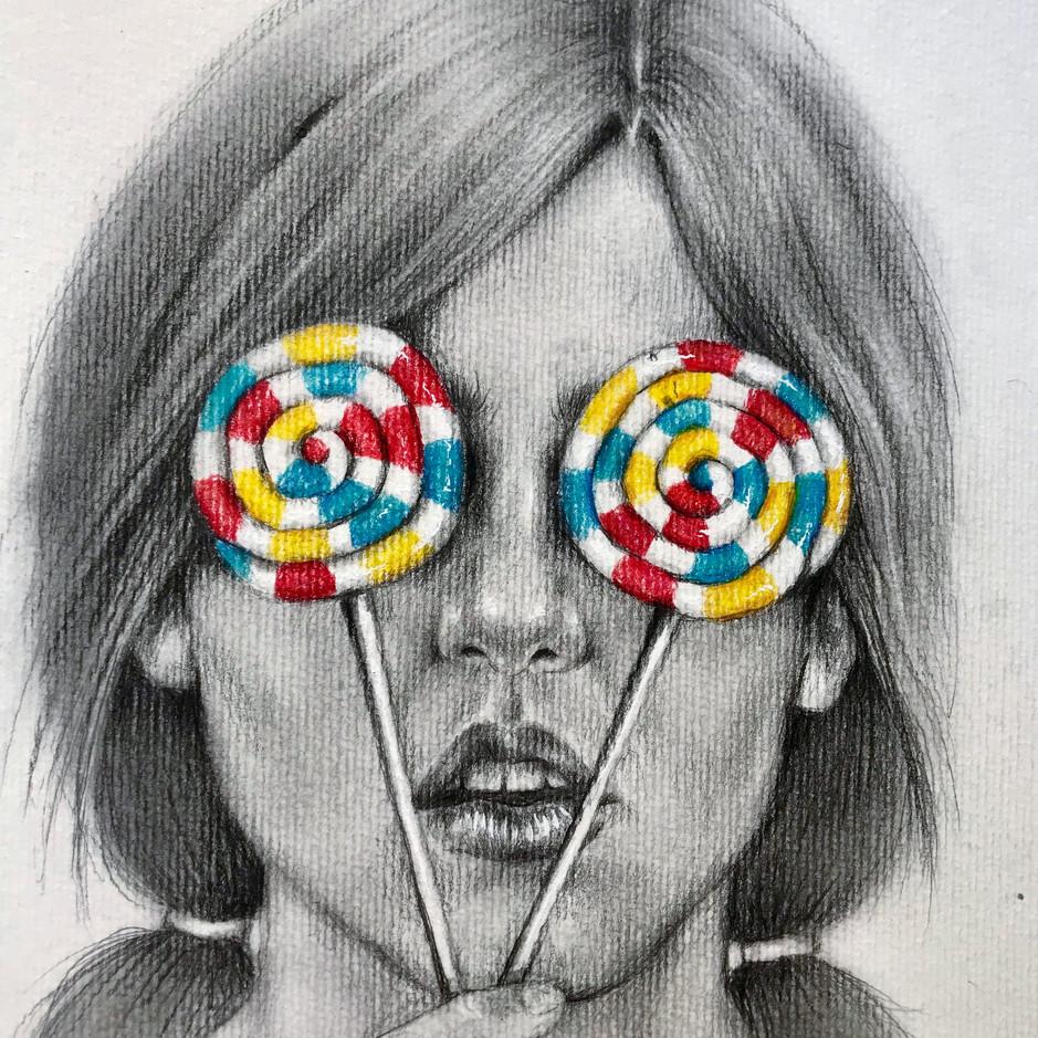 Eye Candy (close up)