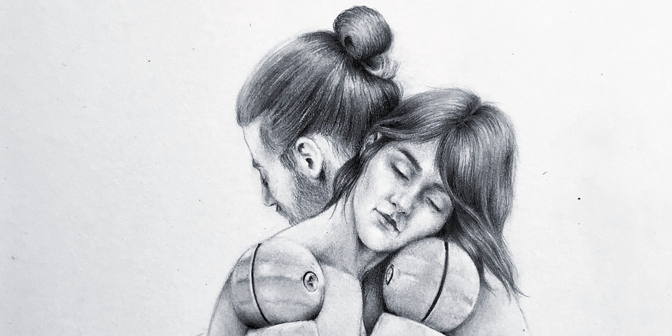Drawing Awareness - drawing workshop for beginners
