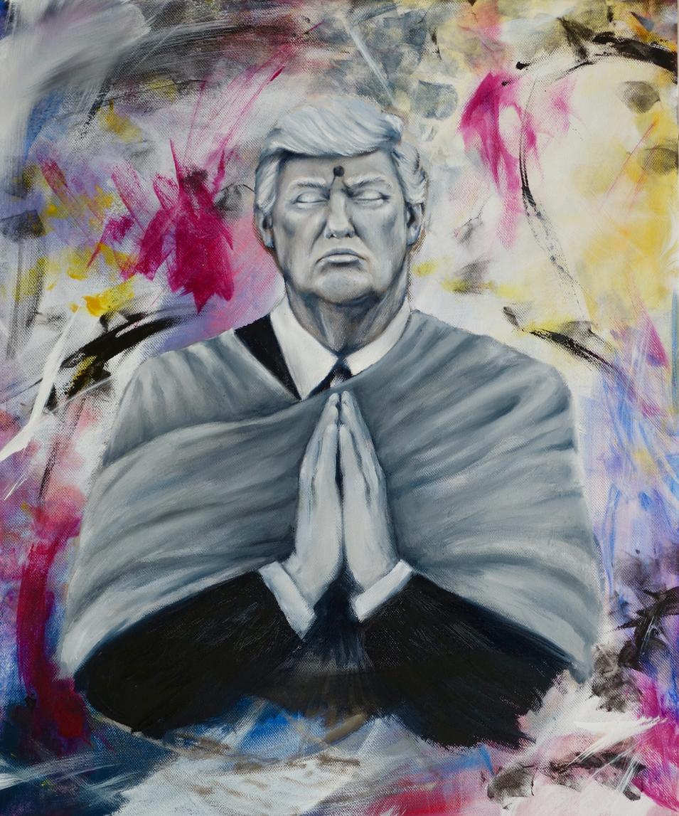 Yogi Trump (prototype)