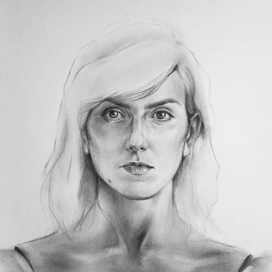 Self Portrait (Doll Parts)