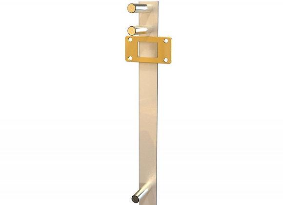 Fixed Pin Locking Bars