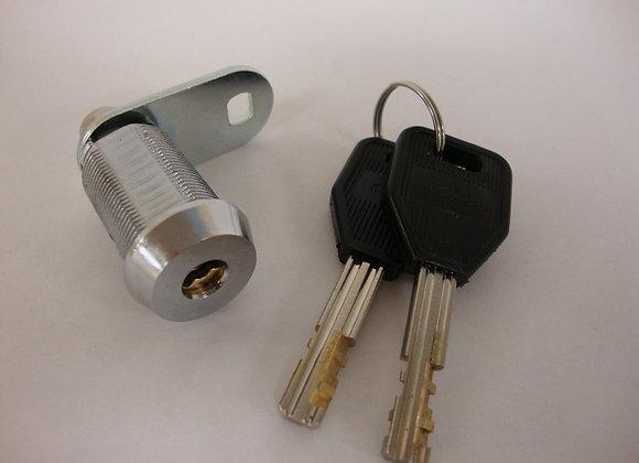 Radial Disc Cam Lock