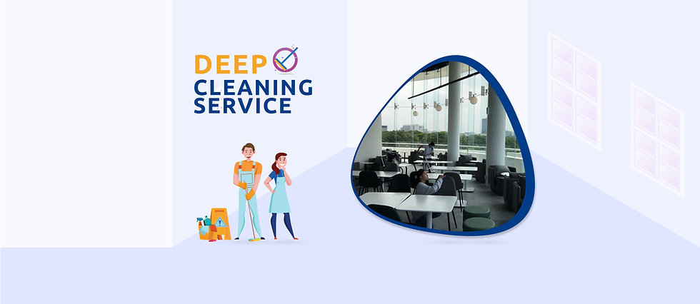 new Banner slider website Deep cleaning.