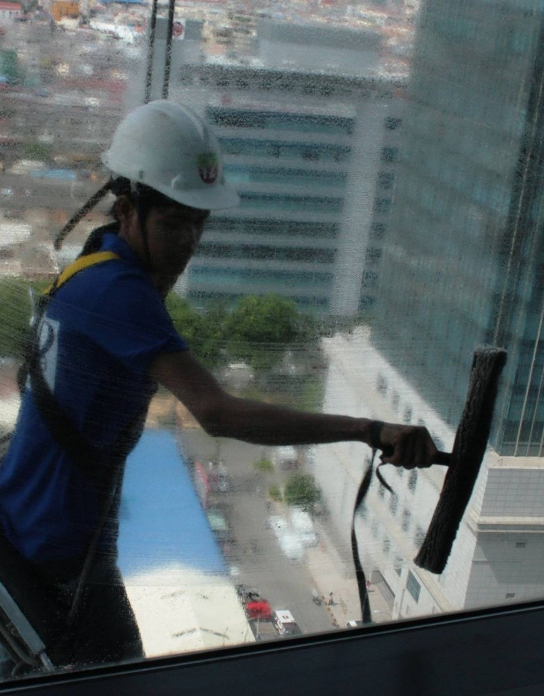 Best Window cleaning in Singapore