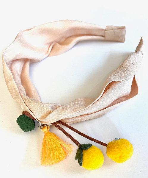 Lemon Headband