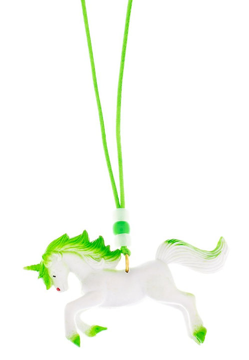 Gunner & Lux Green Unicorn