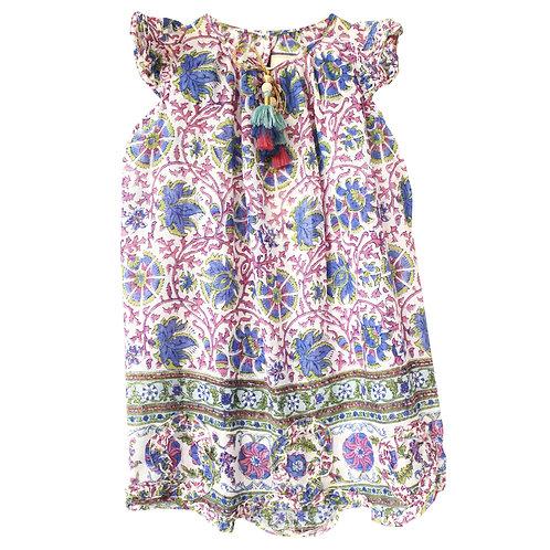 Mia Ruffle Dress
