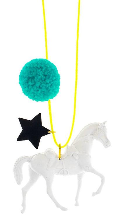 Gunner & Lux Horse Necklace