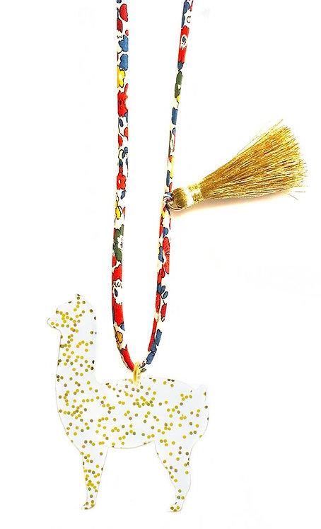 Gunner & Lux Alpaca Necklace