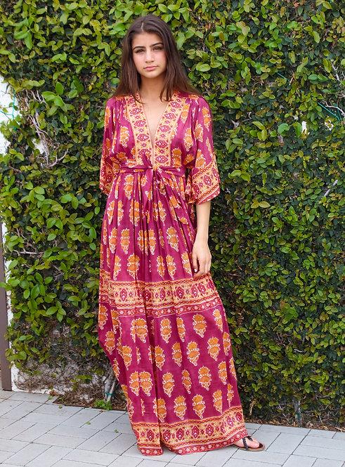 Claire Maxi dress